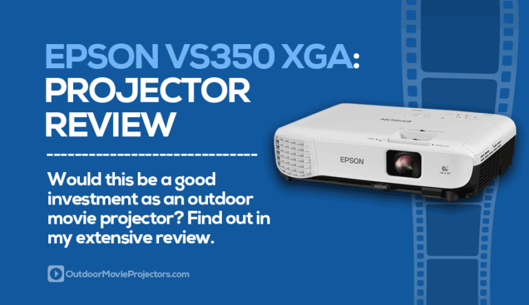 Epson VS350 projector review