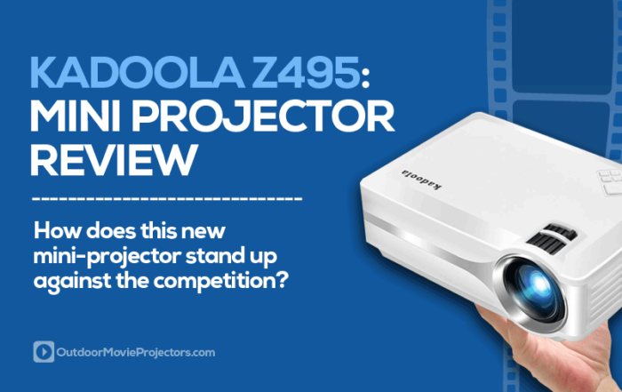 Kadoola Z495 Review