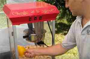 Popcorn Machine on Amazon