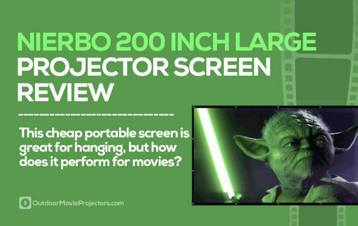Nierbo movie screen review
